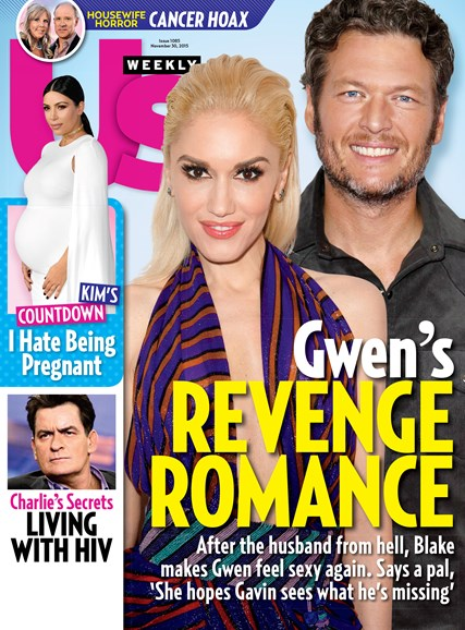 Us Weekly Cover - 12/30/2015