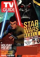 TV Guide Magazine 12/7/2015
