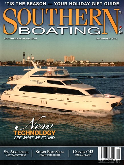 Southern Boating Cover - 12/1/2015