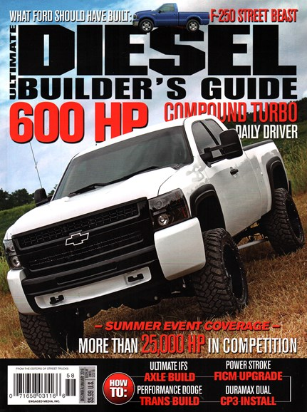 Ultimate Diesel Builder's Guide Cover - 12/1/2015