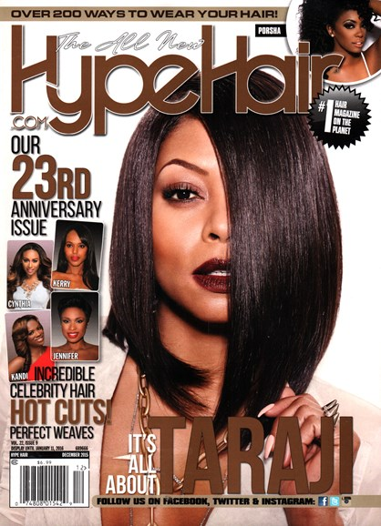 Hype Hair Cover - 12/1/2015