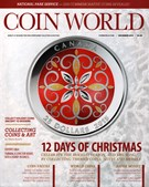 Coin World Monthly 12/1/2015
