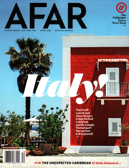 AFAR Cover - 11/1/2015
