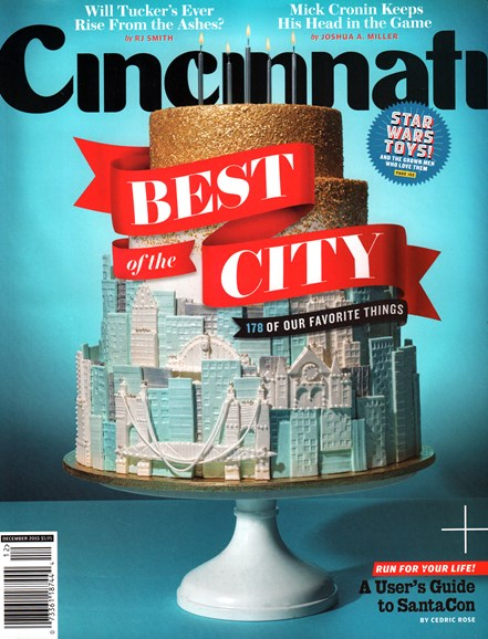 Cincinnati Cover - 12/1/2015