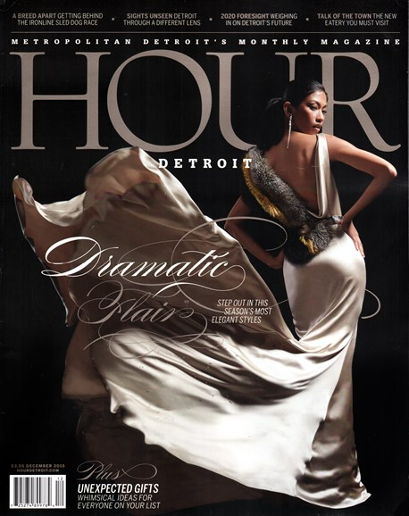 Hour Detroit Cover - 12/1/2015