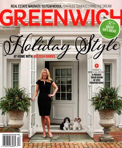 Greenwich Cover - 12/1/2015
