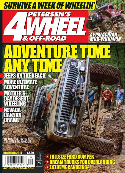 4 Wheel & Off-Road Cover - 12/1/2015