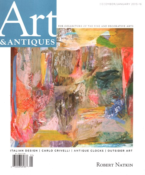 Art & Antiques Cover - 12/1/2015