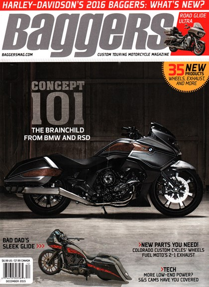 Baggers Cover - 12/1/2015