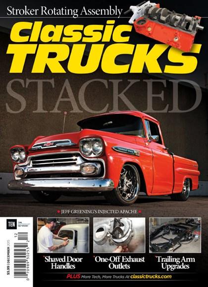 Classic Trucks Cover - 12/1/2015