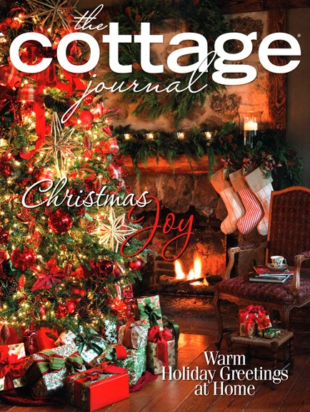 The Cottage Journal Cover - 12/1/2015