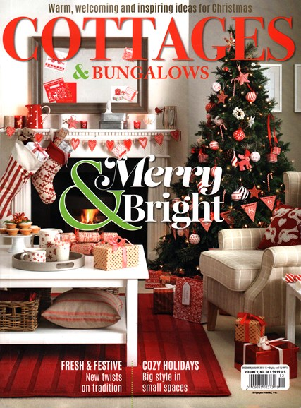 Cottages & Bungalows Cover - 12/1/2015