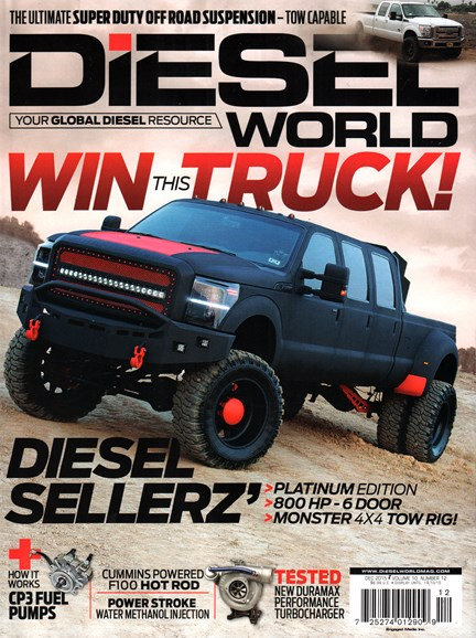 Diesel World Cover - 12/1/2015