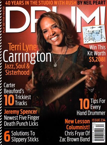 Drum! Cover - 12/1/2015