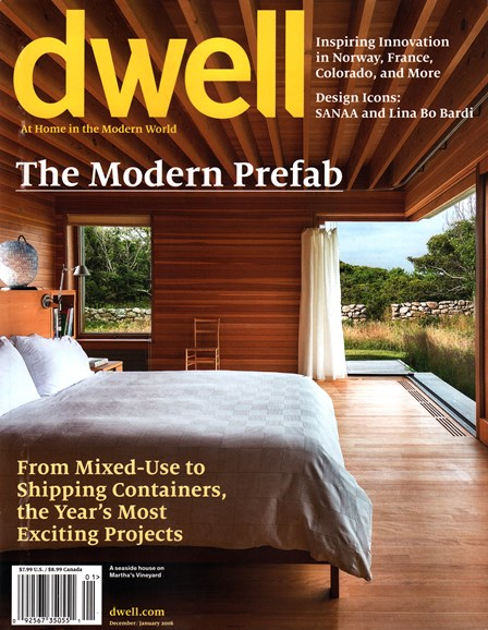 Dwell Cover - 12/1/2015