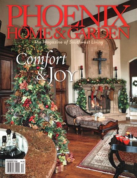 Phoenix Home & Garden Cover - 12/1/2015