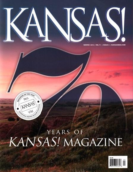 KANSAS! Cover - 12/1/2015