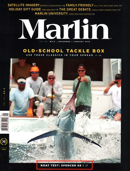 Marlin Cover - 12/1/2015