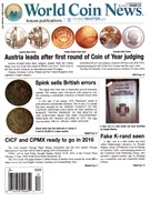 World Coin News Magazine 12/1/2015