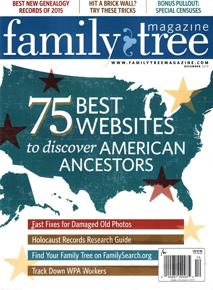 Family Tree Cover - 12/1/2015
