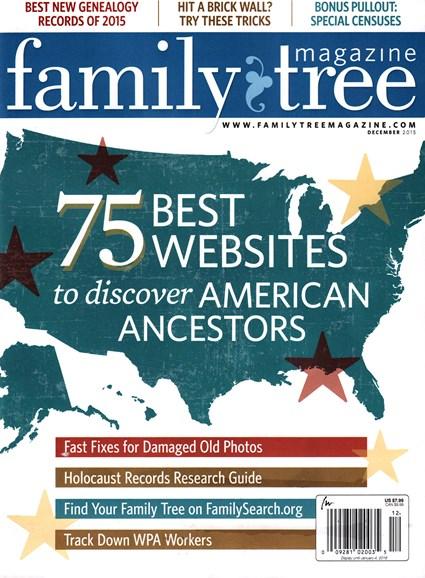 Family Tree Cover - 12/1/2015
