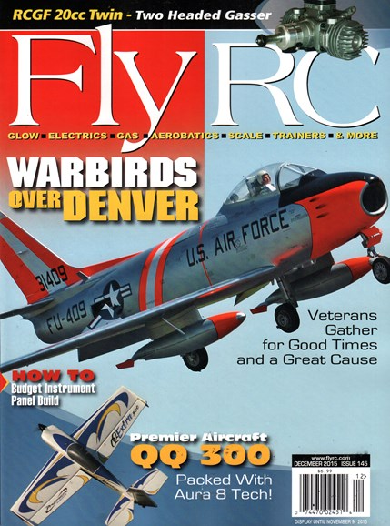 Fly RC Cover - 12/1/2015
