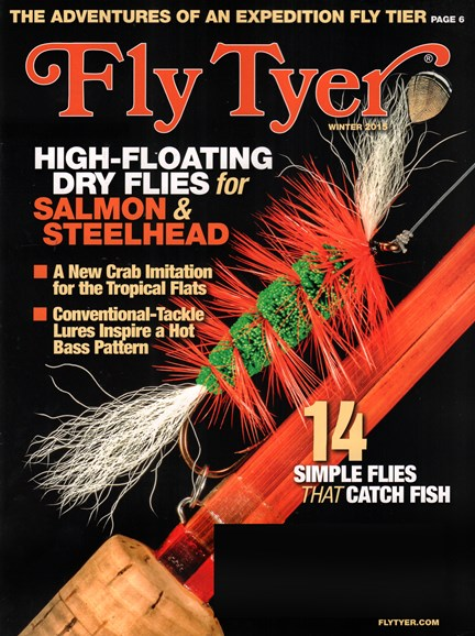 Fly Tyer Cover - 12/1/2015