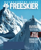 Freeskier Magazine 12/1/2015
