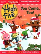 High Five Magazine 12/1/2015