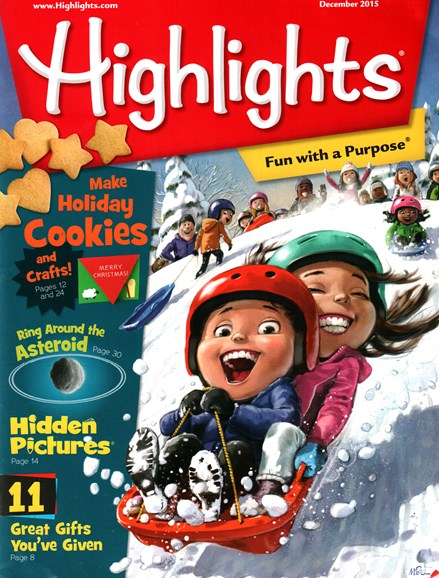 Highlights Cover - 12/1/2015