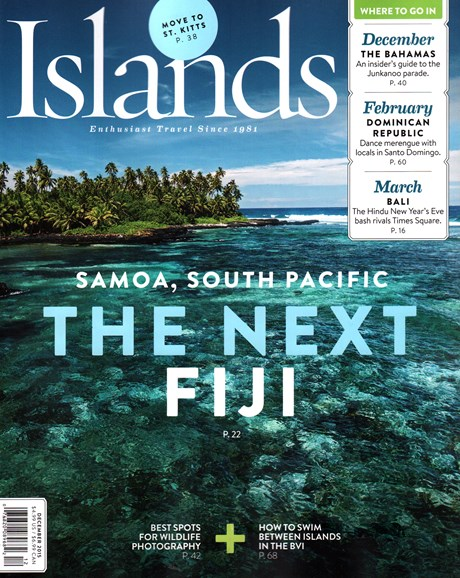 Islands Cover - 12/1/2015