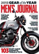 Men's Journal Magazine 12/1/2015