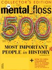 Mental Floss Magazine | 12/1/2015 Cover
