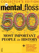 Mental Floss Magazine 12/1/2015