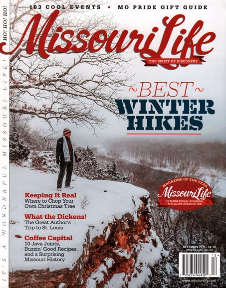 Missouri Life Cover - 12/1/2015