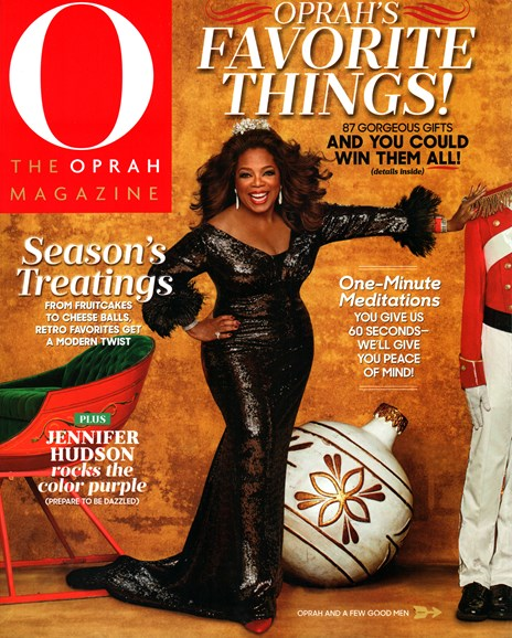 O The Oprah Cover - 12/1/2015