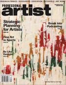 Professional Artist Magazine 12/1/2015