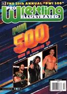 Pro Wrestling Illustrated 12/1/2015