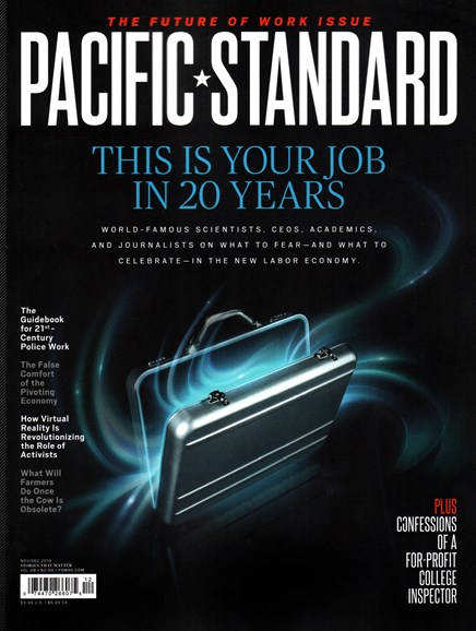 Pacific Standard Cover - 11/1/2015