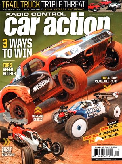 Radio Control Car Action Cover - 12/1/2015
