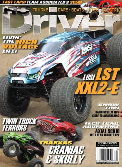RC Driver Cover - 12/1/2015