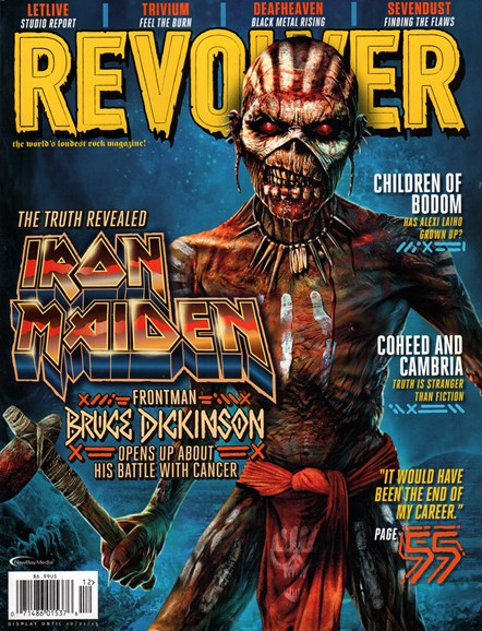 Revolver Cover - 12/1/2015