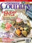 Romantic Country Magazine | 12/1/2015 Cover