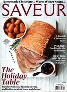 Saveur Magazine 12/1/2015