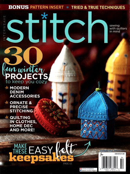 Stitch Cover - 12/1/2015