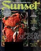 Sunset Magazine 12/1/2015