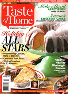 Taste of Home 12/1/2015