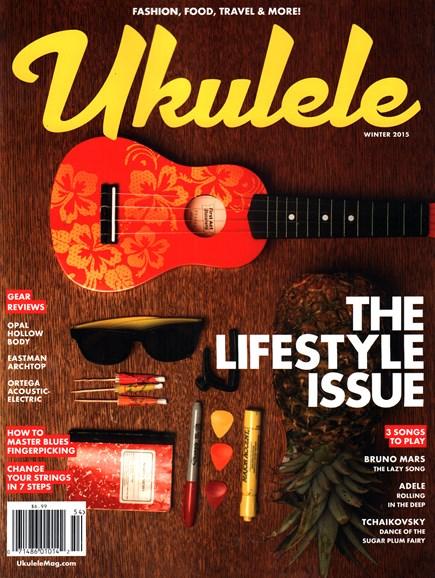 Ukulele Cover - 12/1/2015