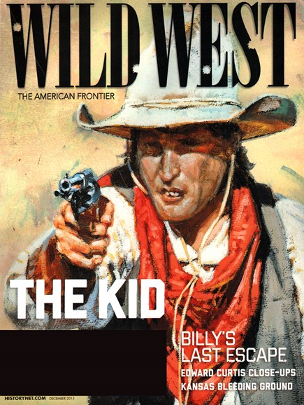Wild West Cover - 12/1/2015