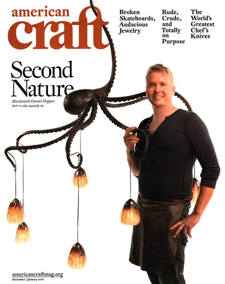 American Craft Cover - 12/1/2015